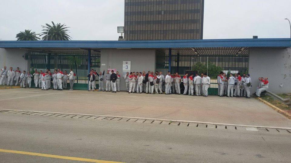 FCA pronta a licenziare migliaia di operai: il 23 marzo sciopero di tutti gli stabilimenti e mobilitazione a Pomigliano