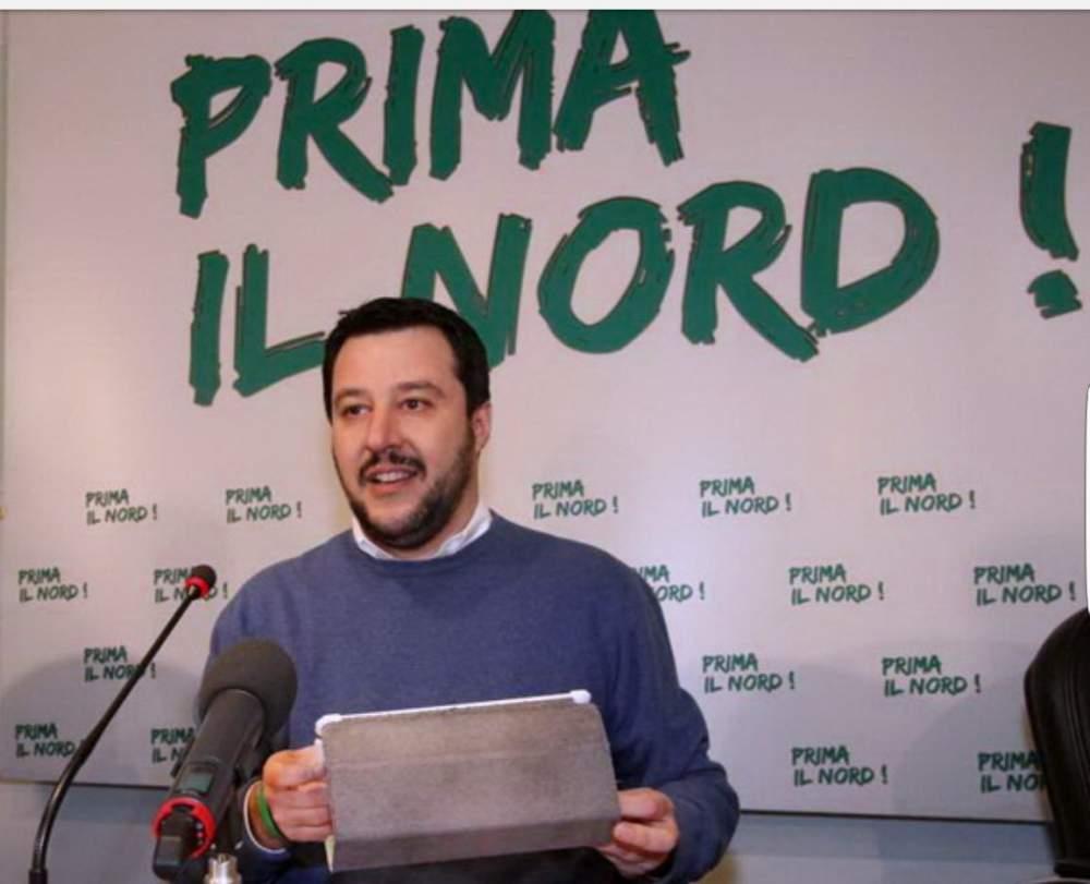 La doppia morale di Salvini: la grande torta dei fondi della Lega