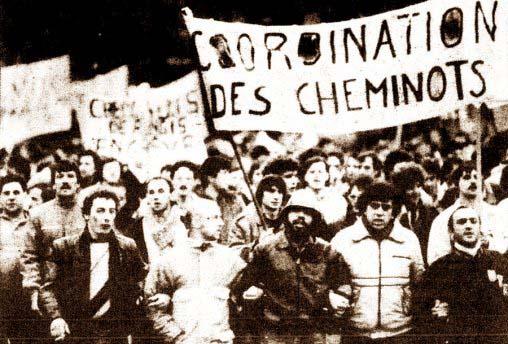 18 dicembre '86. In Francia il più grande sciopero di ferrotranvieri del secolo