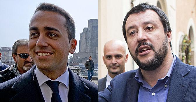 #4marzo: nell'Italia di Salvini e Di Maio