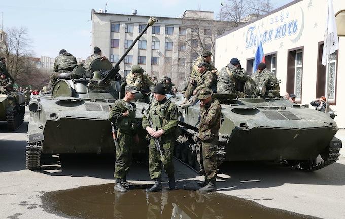 Il posizionamento della Nato nell'est europeo
