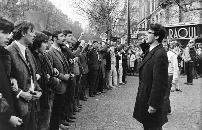 1968. Il maggio francese che cominciava a marzo