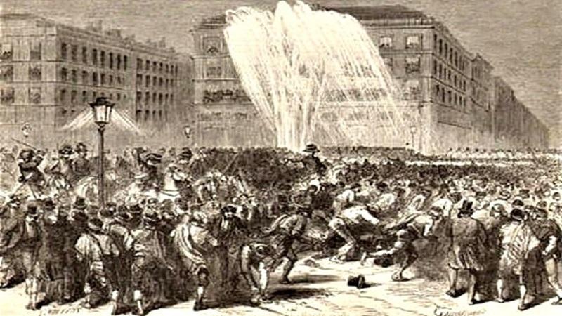 Storia del movimento studentesco spagnolo: le origini