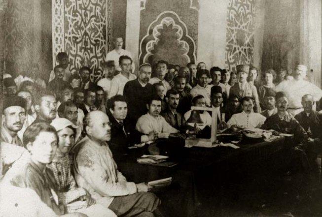 Un momento di speranza: il Congresso dei popoli orientali di Baku nel 1920