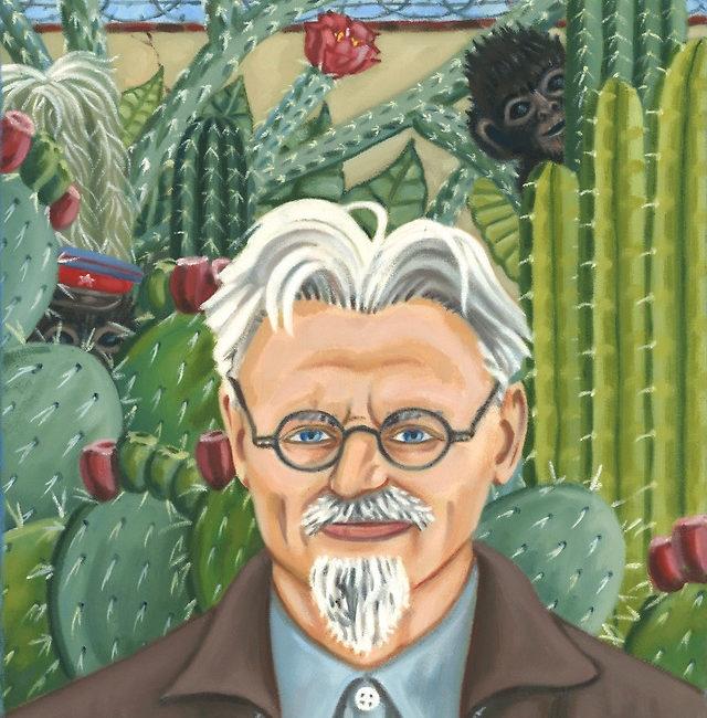 L'amore dimenticato tra Frida Kahlo e Lev Trotsky