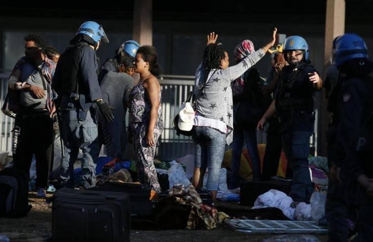 Roma, avanza la guerra dei padroni contro le occupazioni abitative