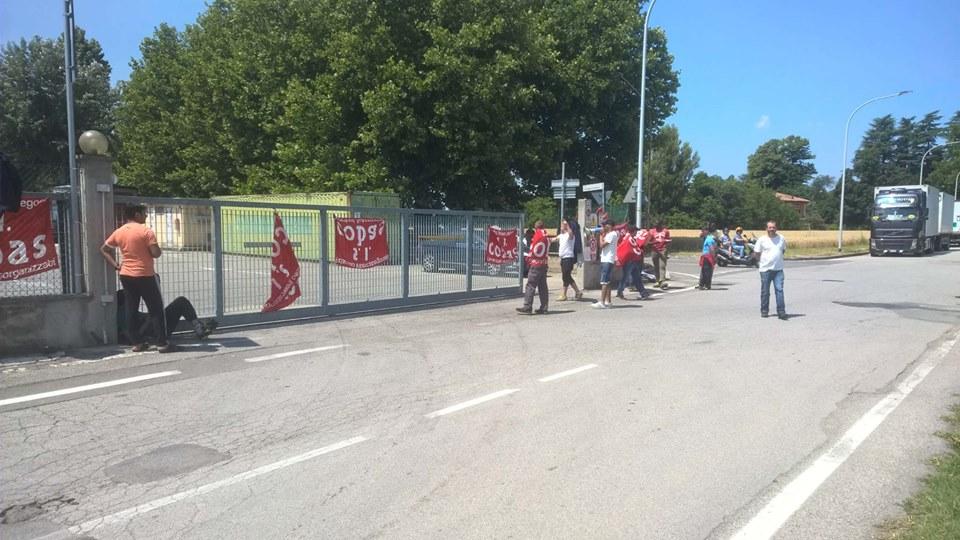 Bologna: sciopero alla Conor, arrestato il dirigente SI Cobas Carpeggiani