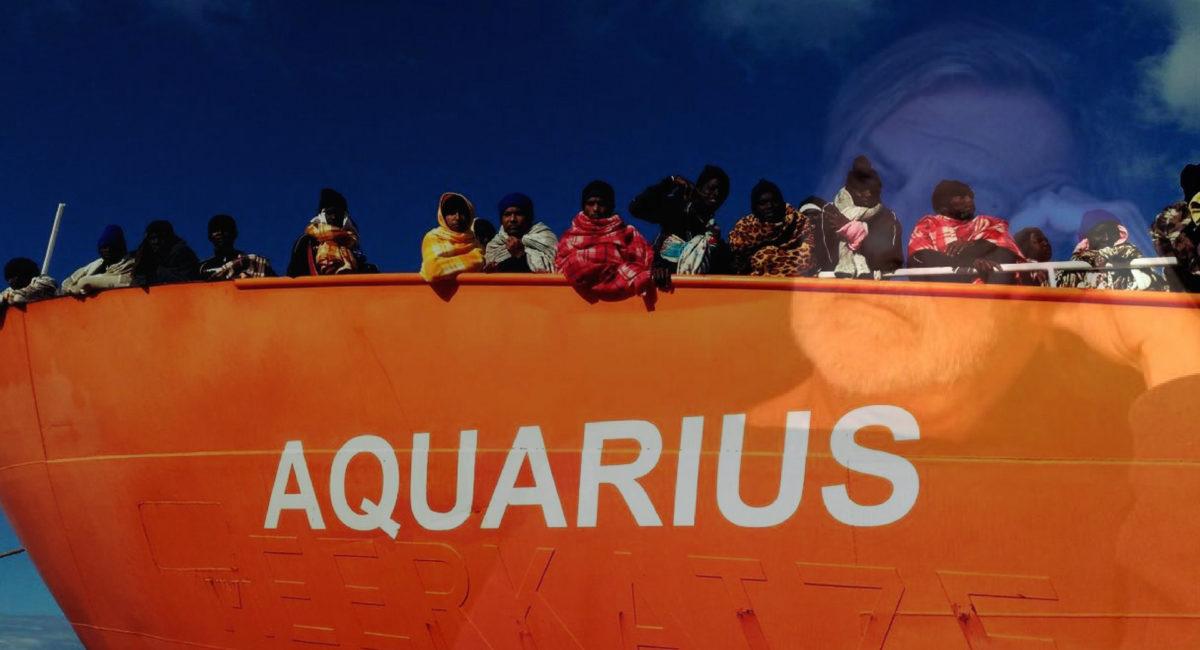Dal caso Aquarius ai nuovi accordi: l'UE contro i migranti