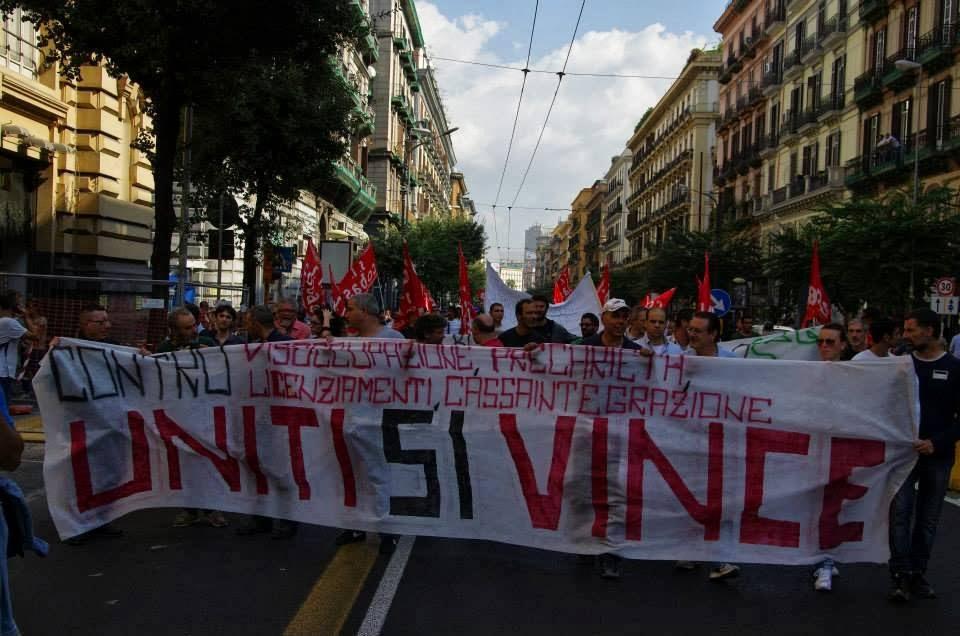 Bologna: assemblea nazionale per un fronte anticapitalista