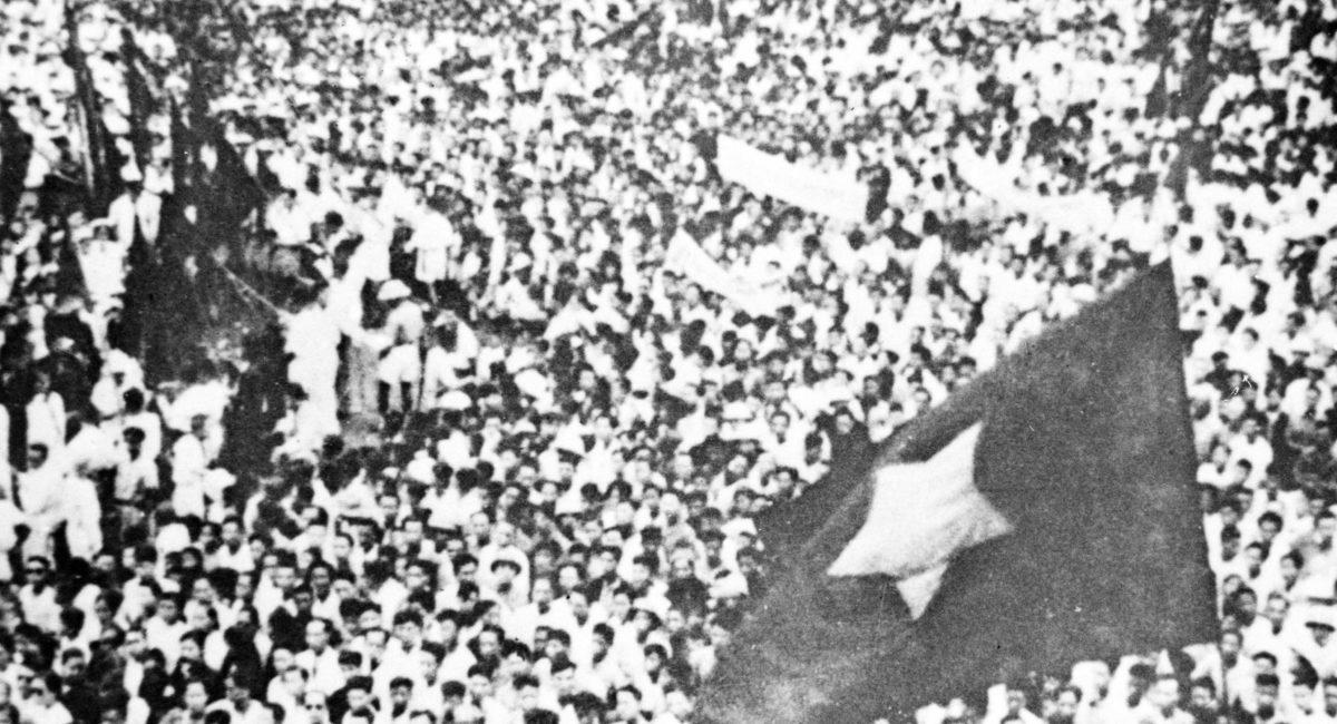 La lotta per la liberazione nazionale in Indocina (Vietnam) dal 1930 al 1945 – Presentazione