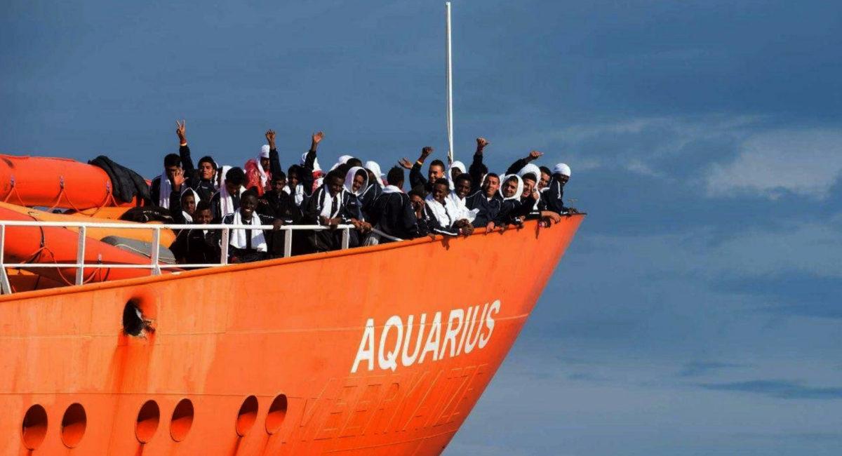 Aquarius: trova un porto ma Gibilterra la caccia dalle sue acque