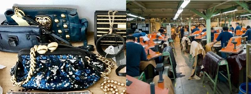 Le infinite giornate lavorative in una pelletteria italiana