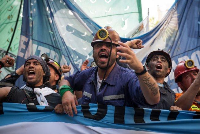 L'Argentina sull'orlo del baratro