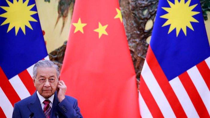 Nuova via della seta: la Malesia mette a dura prova l'iniziativa strategica cinese