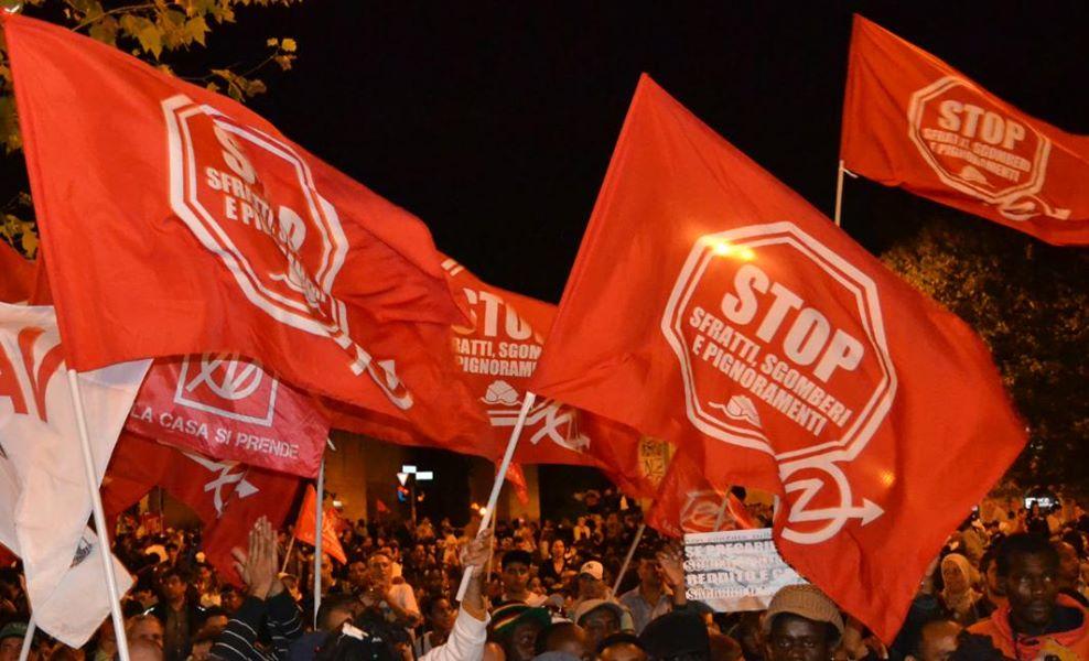 Lotta per la casa: appello alla mobilitazione da Roma