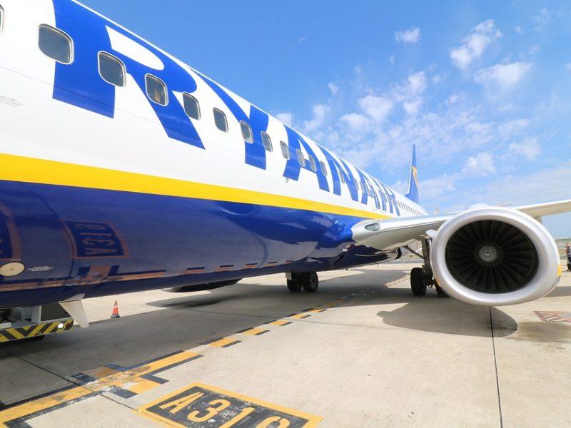 Sciopero internazionale per i lavoratori Ryanair