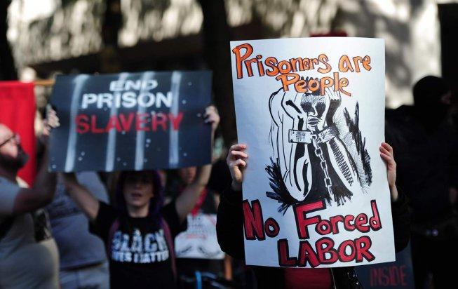 Stati Uniti. Mettere fine alla schiavitù: è iniziato lo sciopero dei detenuti