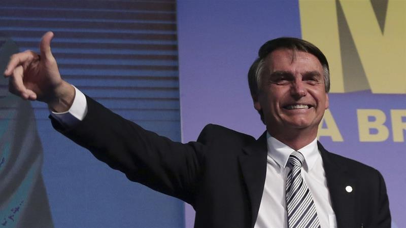 Mobilitazione di massa in Brasile contro il candidato misogino e ultrareazionario Bolsonaro