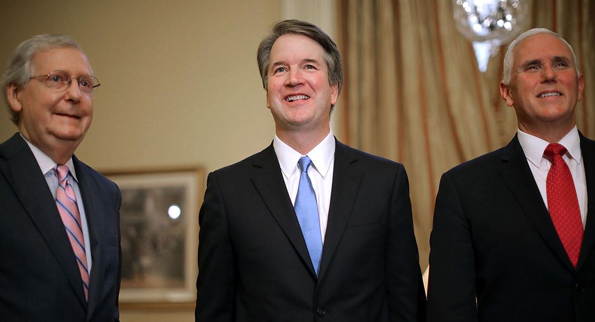 Kavanaugh, la Corte Suprema e il bisogno di una sfida più forte
