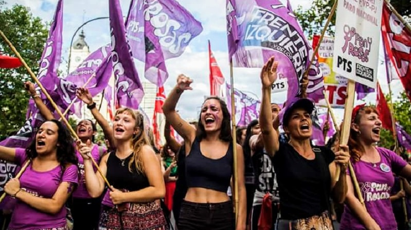 #24N Corteo NUDM: per un'adesione antipatriarcale e anticapitalista