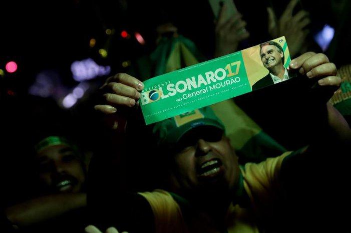 Bolsonaro finanziato da uno dei padroni di Carrefour