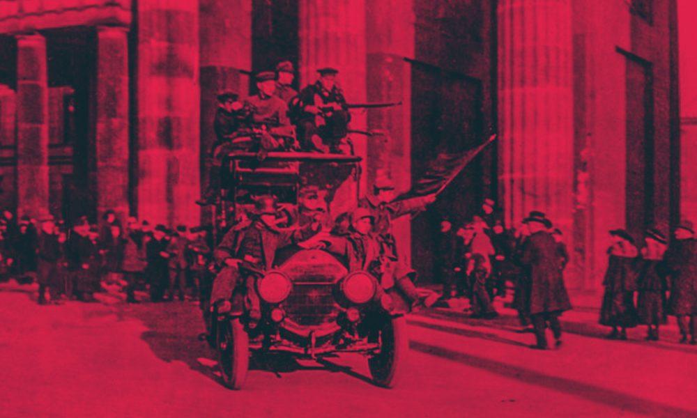 Berlino 1918-19: Rivoluzione e controrivoluzione in Germania