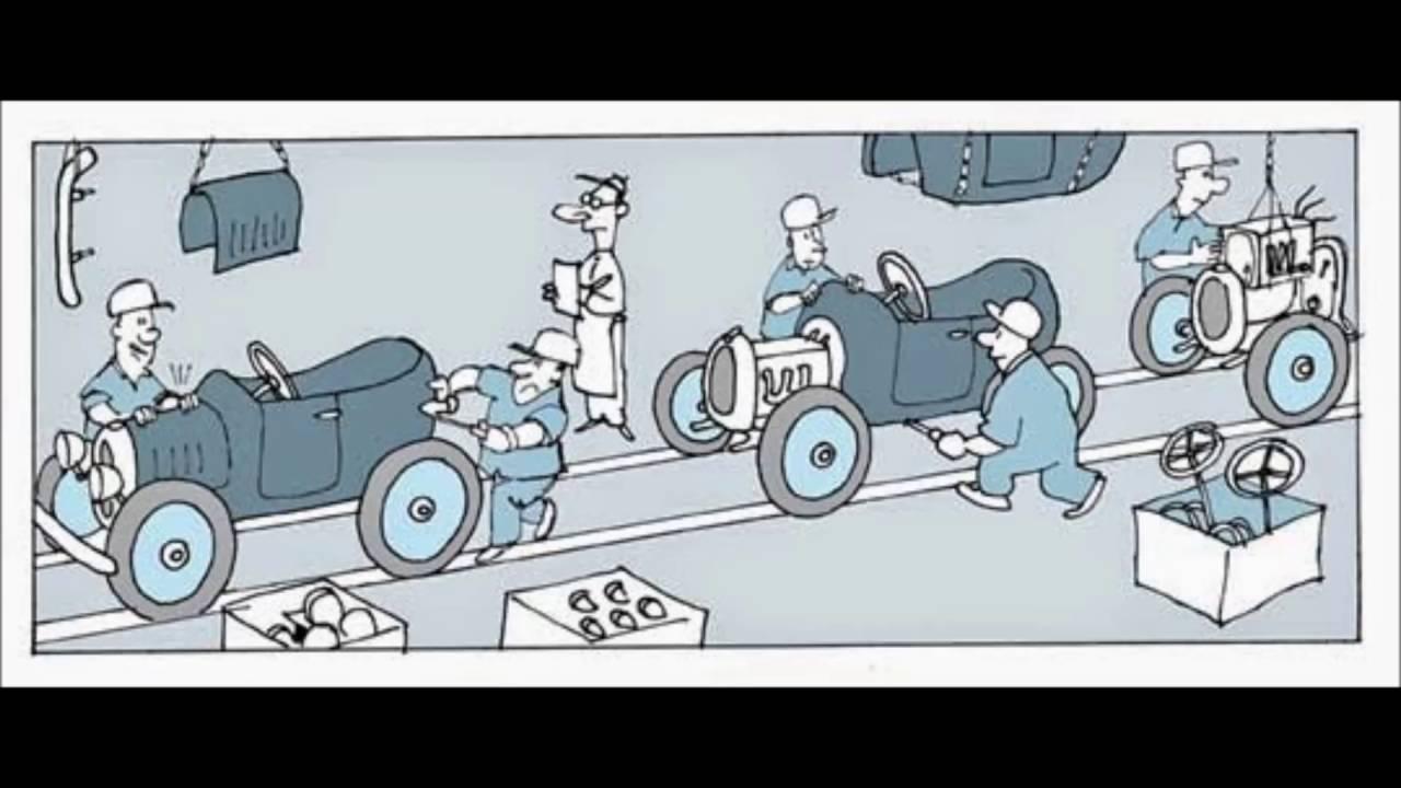 Il metodo Toyota in fabbrica: la Motori Minarelli di Bologna - Prima parte