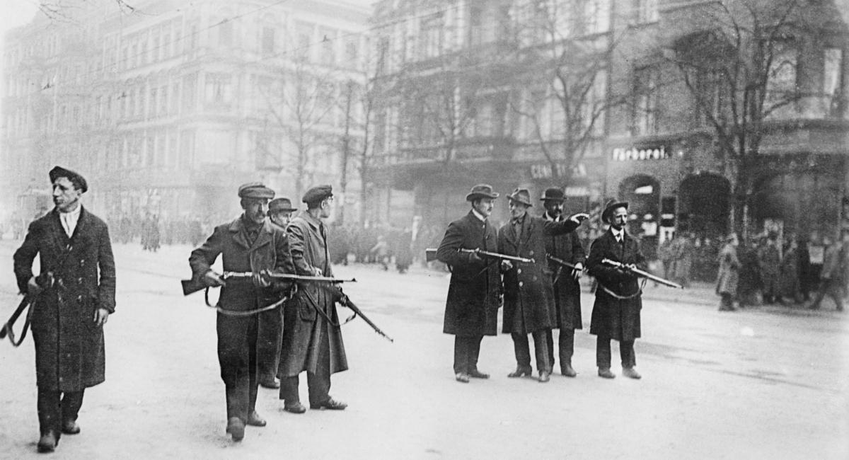 100 anni dopo: Rivoluzione e Controrivoluzione in Germania