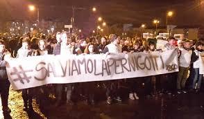 Continua la lotta dei lavoratori della Pernigotti occupata
