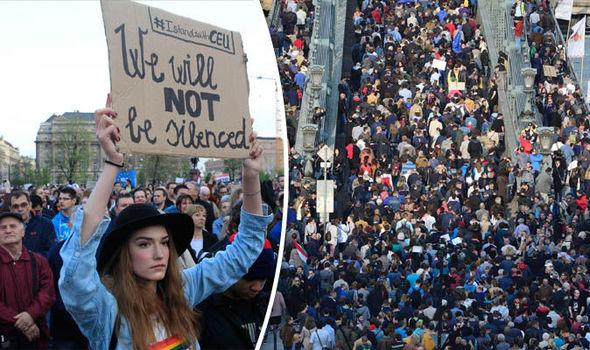 La rivolta contro Orban e l'illusione dei sovranismi