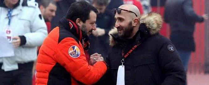 Salvini e gli Ultrà. Una riflessione contro-corrente