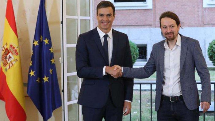 Spagna: l'accordo di Podemos col PSOE, qualche concessione per coprire molte rinunce