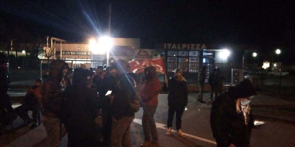 Italpizza: uno sciopero che vince contro il DL Sicurezza di Salvini
