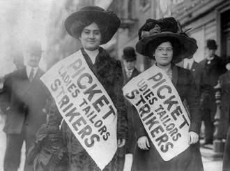 """""""Vogliamo il pane e le rose"""": lo storico sciopero di Lawrence"""