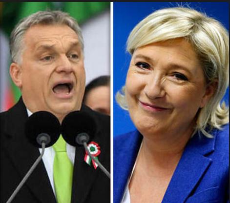 """Abrogazione del Codice del lavoro e della protezione sociale: il """"modello Orban"""" di Marine Le Pen"""