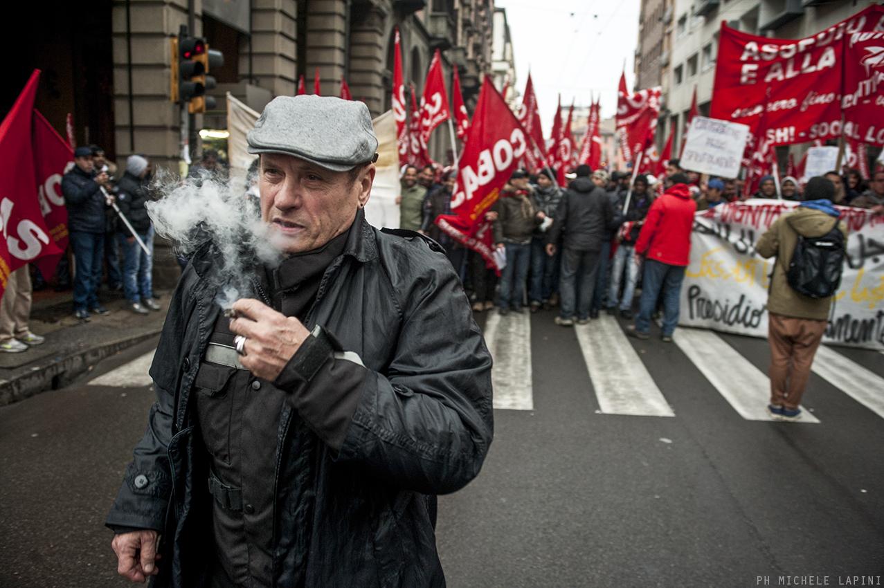 Appello: gli scioperi non si processano! In difesa di Aldo Milani