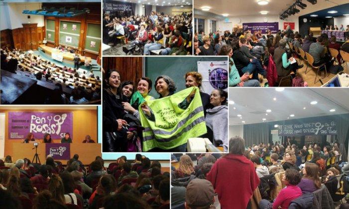 2.000 persone in Europa nei dibattiti con Andrea D'Atri