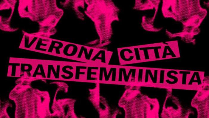 A Verona grande mobilitazione transfemminista contro il Congresso mondiale della famiglia