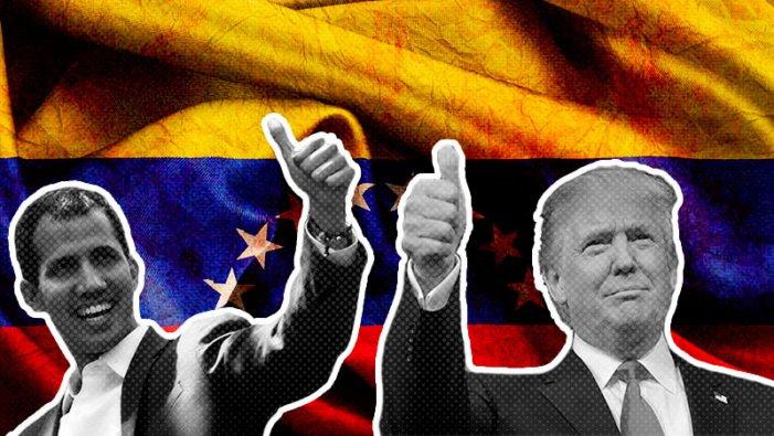 Abbasso l'intervento dell'imperialismo in Venezuela!