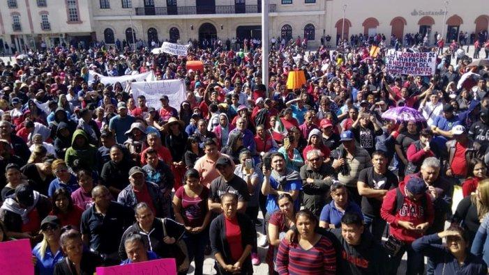 Sciopero delle Maquiladoras in Messico: i primi risultati e l'allargamento della lotta