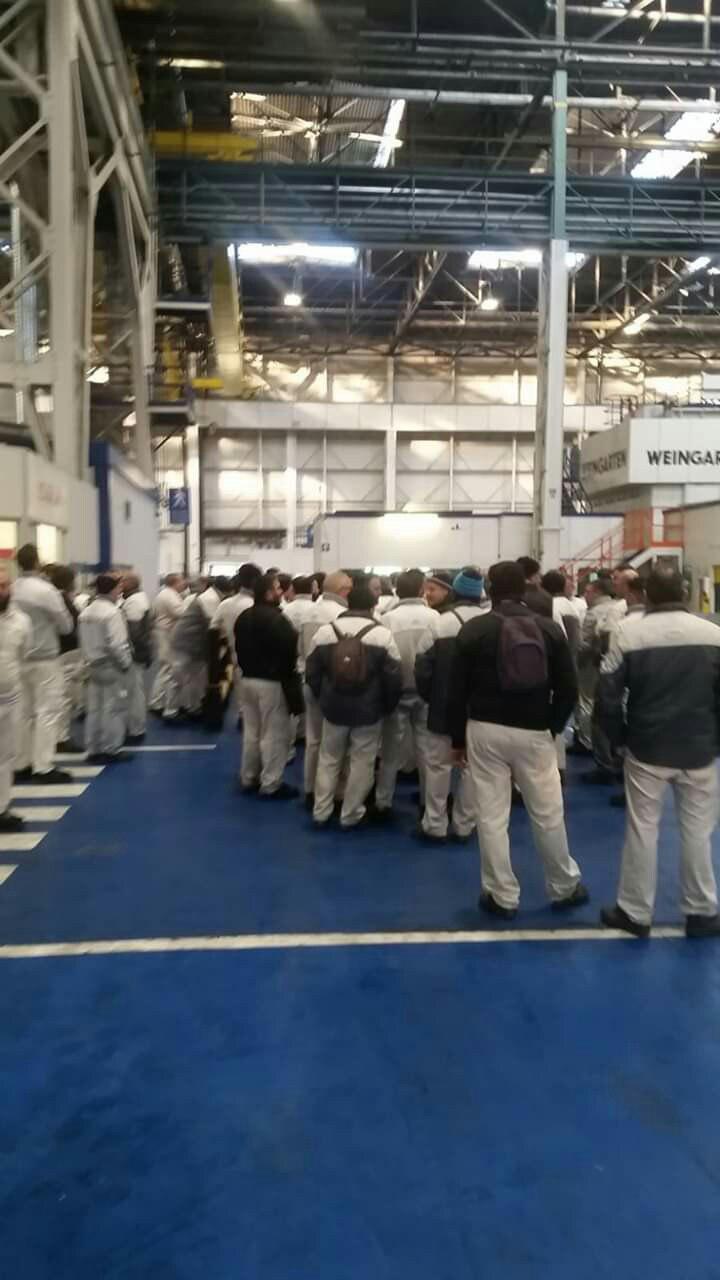 FCA: da Pomigliano ripartono gli scioperi contro turni massacranti