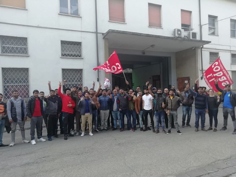 Tintoria DL a Prato : sfruttamento, repressione, vittoria!