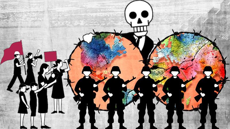 Angela Nagle ha torto: chiudere i confini non è la causa dei lavoratori