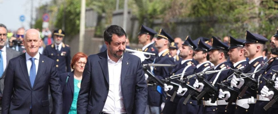 Salvini non celebra l'antifascismo. Siamo davvero sorpresi?