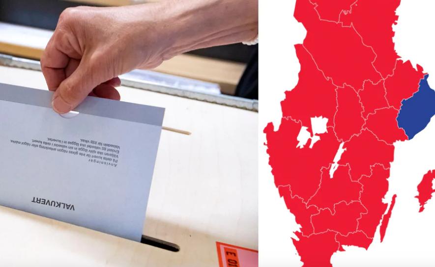 """Le Europee in Svezia: vittoria """"mutilata"""" di socialdemocrazia e sinistra riformista e crescita dei nazionalisti nelle periferie"""