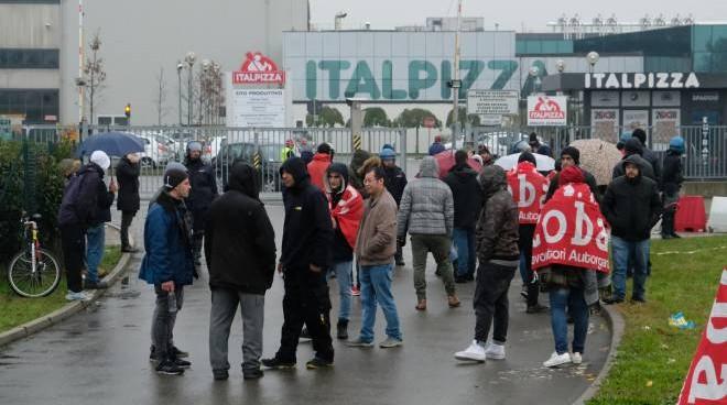 Italpizza a Modena: continua la lotta