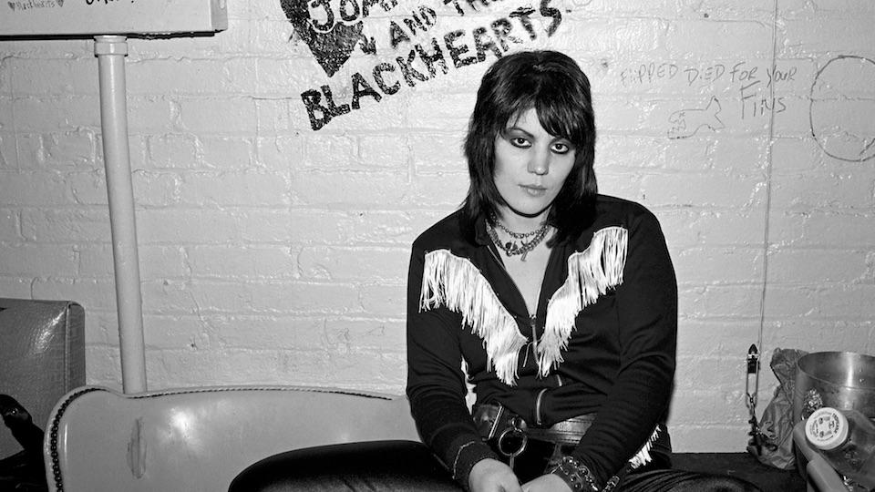 "Joan Jett: una rockstar in lotta e la sua ""bad reputation"""