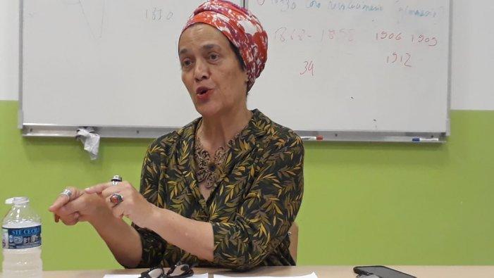 """[SPECIALE SCUOLA FT] Françoise Vergès: """"Senza le donne che puliscono il mondo, niente potrebbe funzionare"""""""