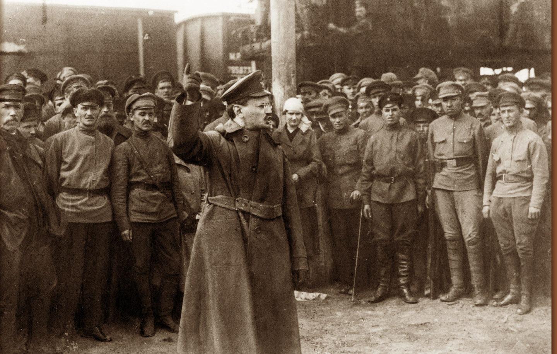 A 79 anni dalla morte, Trotsky e la rivoluzione fanno paura... anche alla RAI