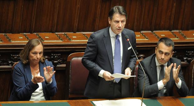 Conte ottiene la fiducia alla Camera, oggi voto al Senato